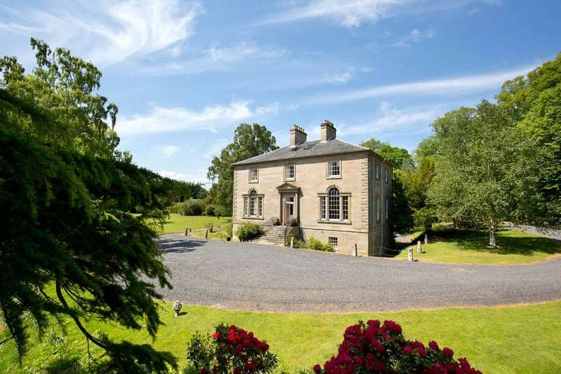 7 Bedrooms Detached House for sale in Birgham, Coldstream, Scottish Borders, TD12