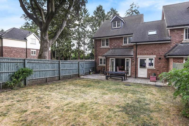 4 Bedrooms House for sale in Krebs Gardens, Iffley Village, Oxford, OX4