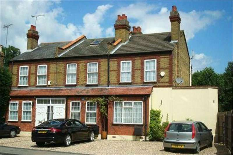 3 Bedrooms End Of Terrace House for sale in High Street, Colnbrook, Slough, Berkshire