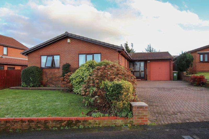 3 Bedrooms Detached Bungalow for sale in Cleveland View, Skelton Green