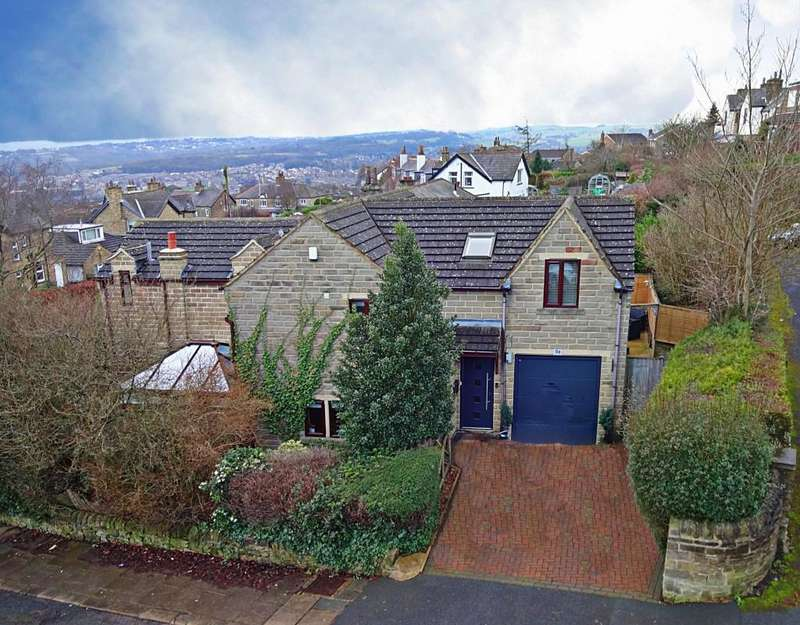 4 Bedrooms Detached House for sale in Belmont Avenue, Baildon