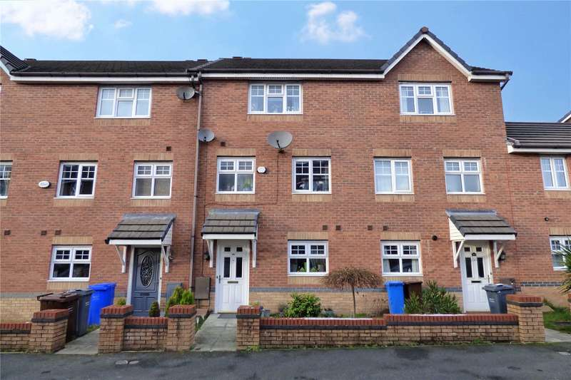 4 Bedrooms Terraced House for sale in Lowbrook Avenue, Moston, Manchester, M9