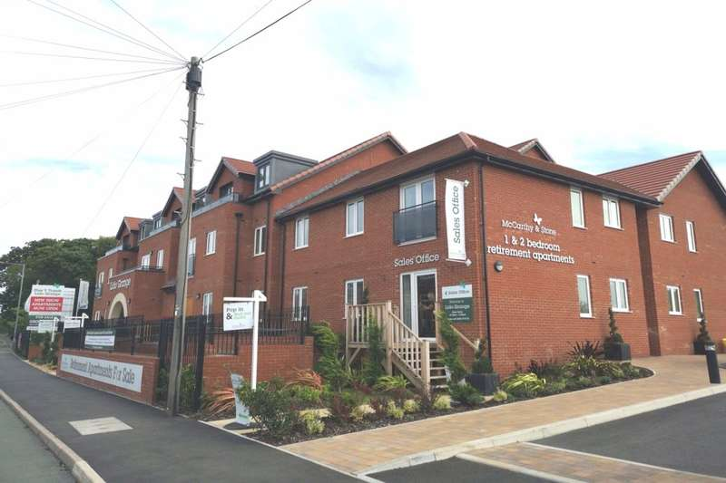 2 Bedrooms Flat for sale in Lido Grange Sandy Lane, Prestatyn, LL19