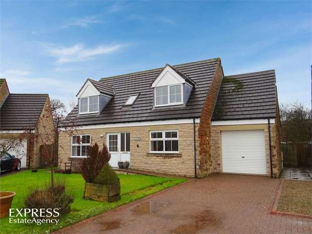 4 Bedrooms Detached House for sale in Sefton Court, Gilsland, Brampton, Cumbria