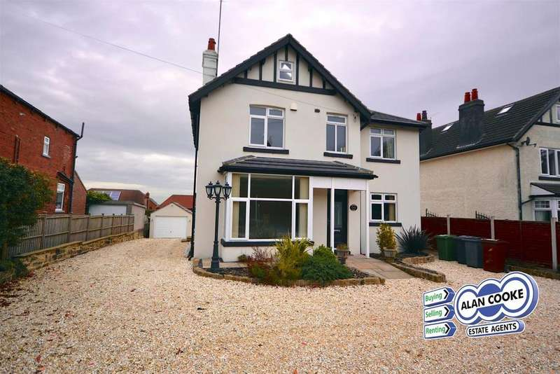 5 Bedrooms Detached House for sale in Main Street, Shadwell
