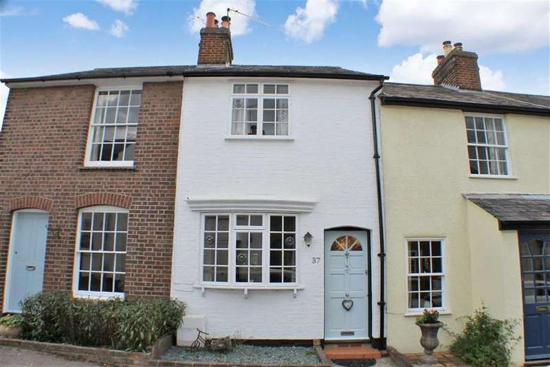 2 Bedrooms Terraced House for sale in Folly Fields, Wheathampstead, Hertfordshire