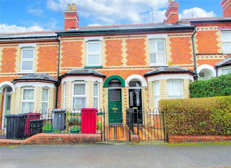 3 Bedrooms Terraced House for sale in Cardigan Road, Reading, Berkshire, RG1
