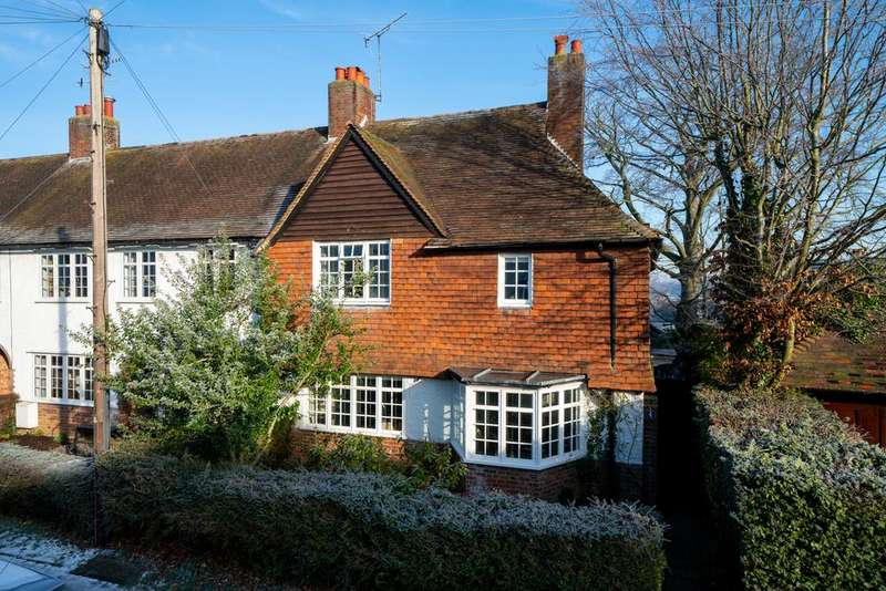 4 Bedrooms End Of Terrace House for sale in Greenway, Berkhamsted HP4