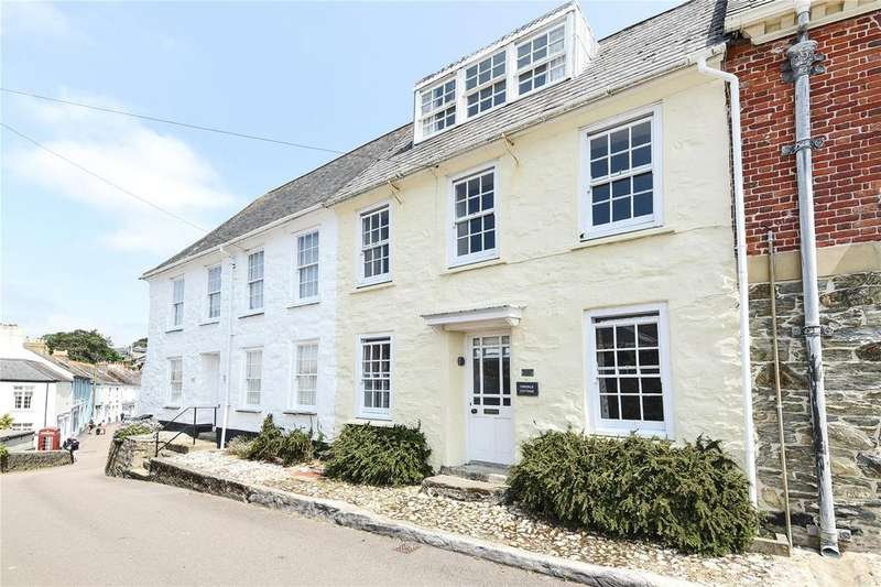 4 Bedrooms Terraced House for sale in Trefusis Road, Flushing, Falmouth, Cornwall, TR11