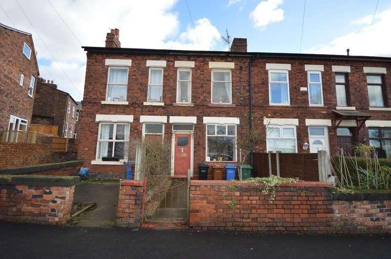 2 Bedrooms Terraced House for sale in Brighton Road, Heaton Norris