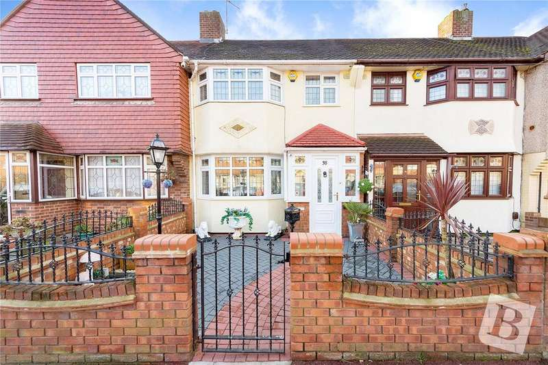 3 Bedrooms Terraced House for sale in Sedgemoor Drive, Dagenham, RM10