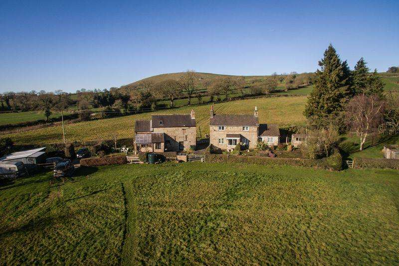 5 Bedrooms Detached House for sale in Back Lane Farm and Fairview, Wootton, Ashbourne