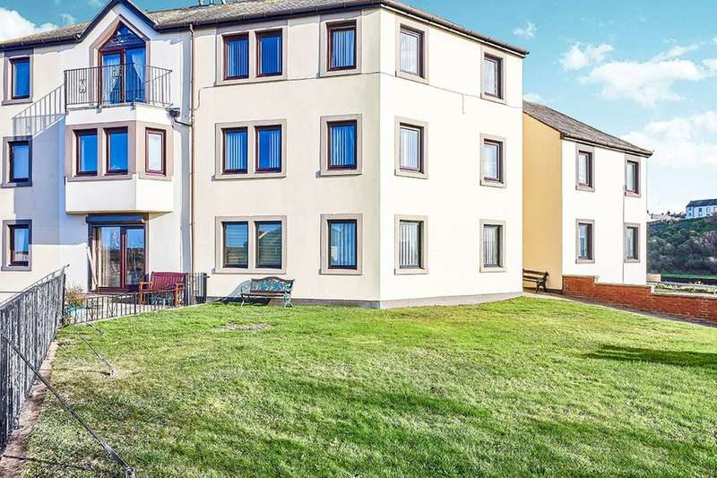 2 Bedrooms Flat for sale in Ritson Wharf, Maryport, CA15
