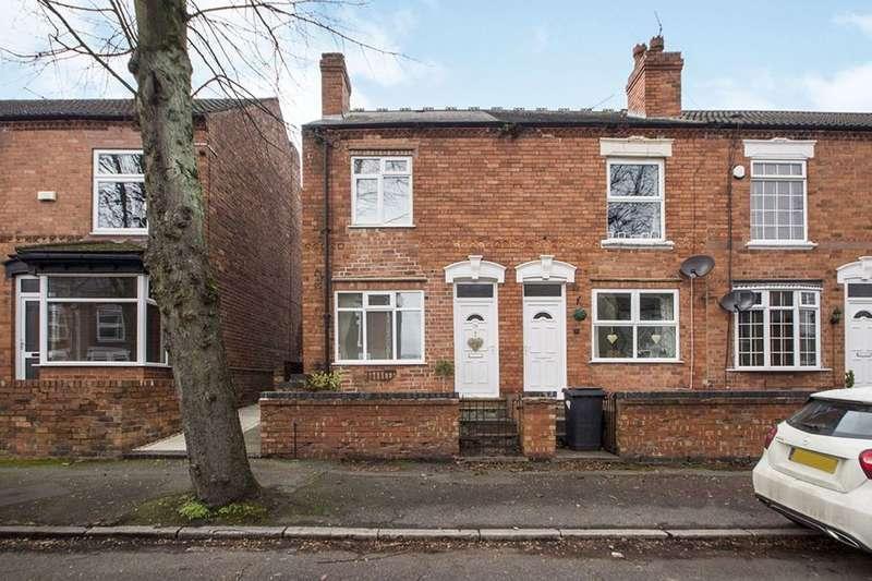 2 Bedrooms Property for sale in Millfield Road, Ilkeston, DE7
