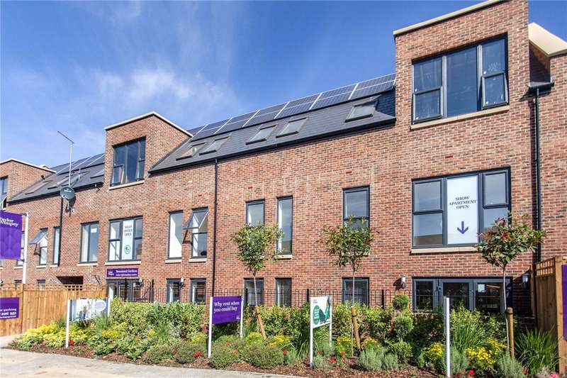 2 Bedrooms Apartment Flat for sale in Sutton Road, St Albans, Hertfordshire, AL1