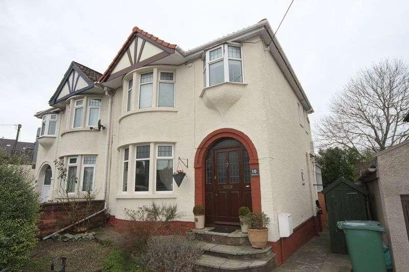 3 Bedrooms Property for sale in Chapel Road Hanham, Bristol