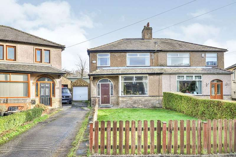 3 Bedrooms Semi Detached House for sale in Lime Street, Todmorden, OL14