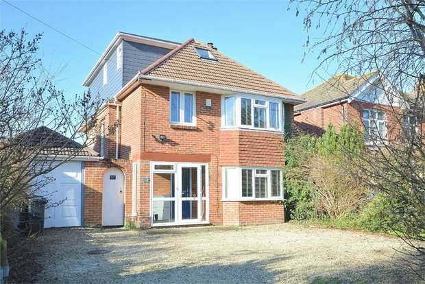5 Bedrooms Detached House for sale in West Way, Bournemouth
