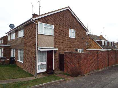 3 Bedrooms Semi Detached House for sale in Butely Road, Luton, Bedfordshire, England