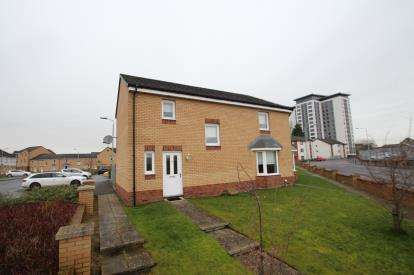 3 Bedrooms Semi Detached House for sale in Lacy Street, Paisley