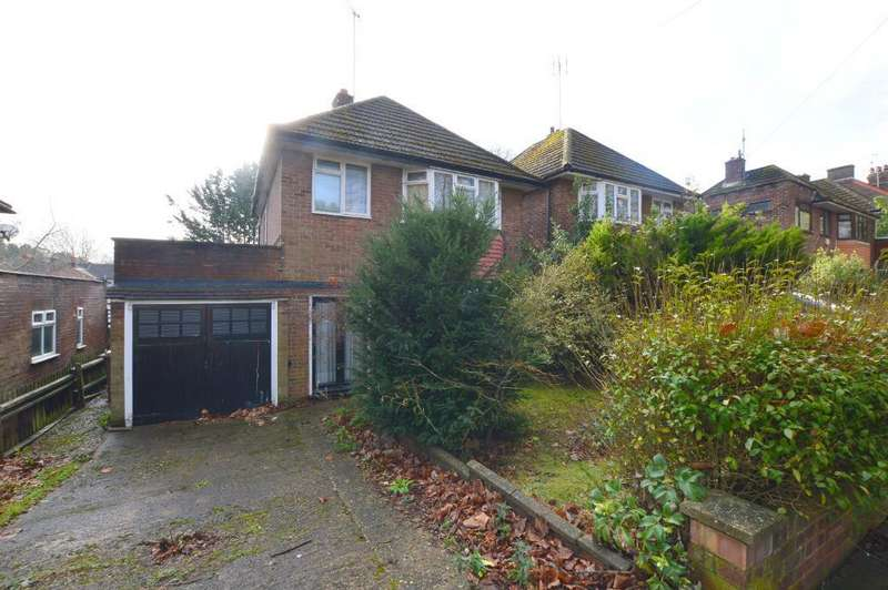 3 Bedrooms Detached House for sale in Studley Road, New Bedford Road, Luton, LU3 1BB