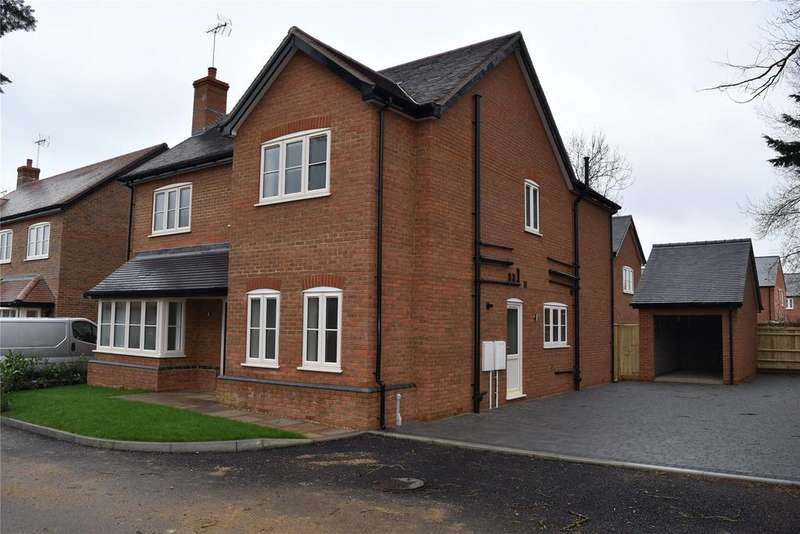 4 Bedrooms Detached House for sale in Lodge Lane, Stoke Hammond