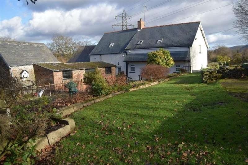 3 Bedrooms Cottage House for sale in Croespenmaen, Crumlin, Newport, Caerphilly