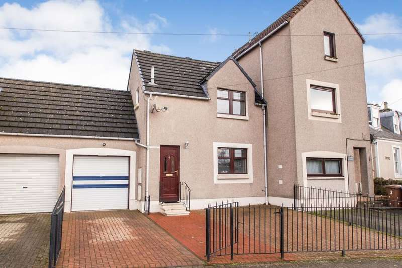 2 Bedrooms Semi Detached House for sale in The Cross, Kennoway, Leven, KY8