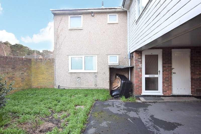 3 Bedrooms End Of Terrace House for sale in Aysgarth, Bracknell, Berkshire, RG12