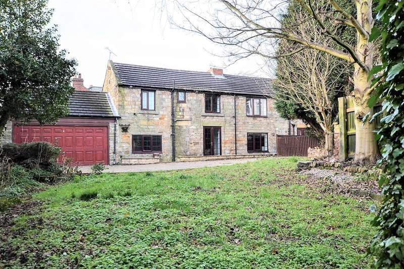 3 Bedrooms Detached House for sale in Main Street, South Hiendley, Barnsley, S72 9BP