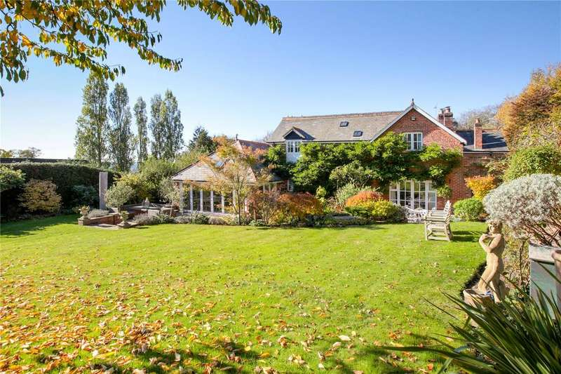 4 Bedrooms Unique Property for sale in Giddy Lake, Wimborne, Dorset, BH21
