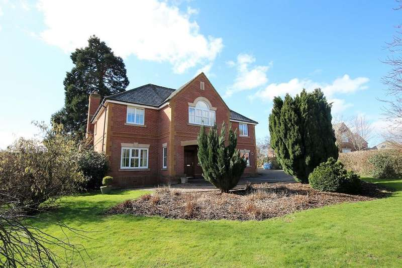 5 Bedrooms Detached House for sale in Cedar Lane, Burghill, HEREFORDSHIRE, HR4