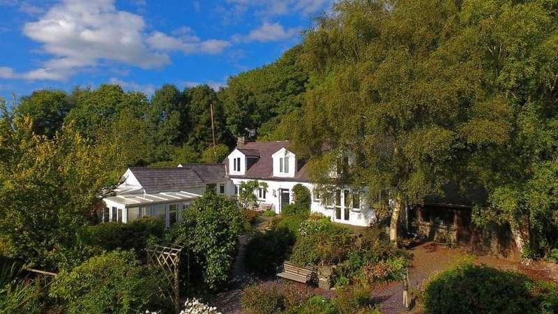 4 Bedrooms Detached House for sale in Tan y Wenallt, Llanbedr, LL45 2NL