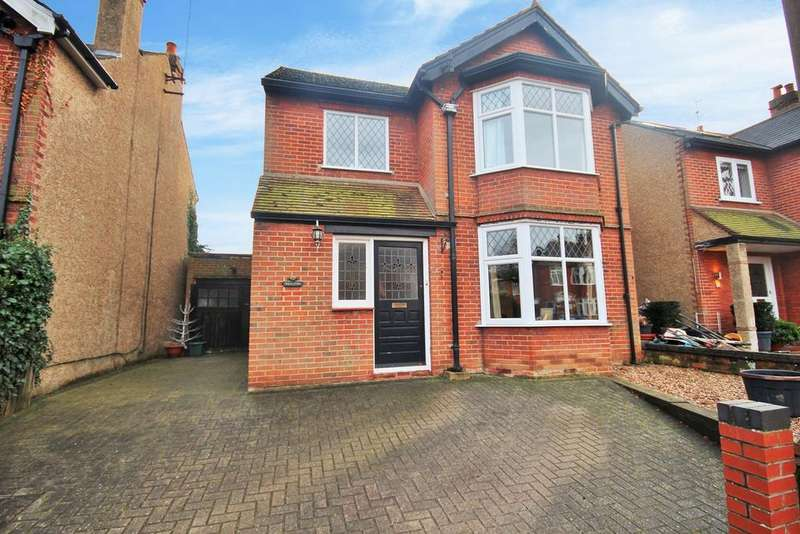 3 Bedrooms Detached House for sale in Gladwin Road, Colchester, CO2