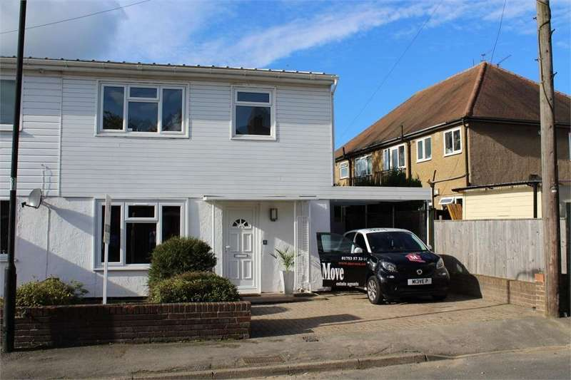 4 Bedrooms Semi Detached House for sale in Eastcroft, Slough, Berkshire