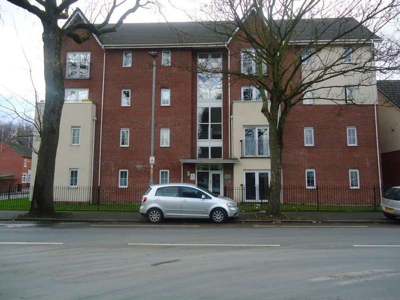 2 Bedrooms Apartment Flat for sale in Hazelbottom Road, Manchester