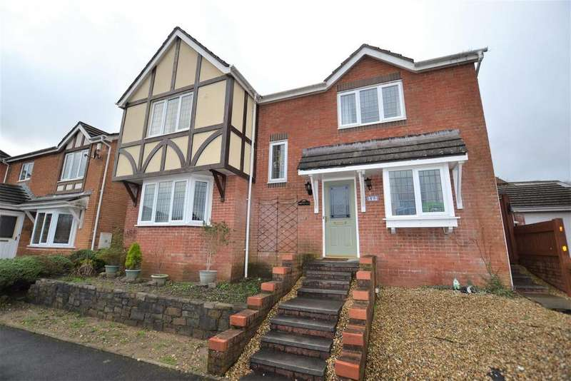 4 Bedrooms Detached House for sale in Maes Y Ffynnon, Llannon