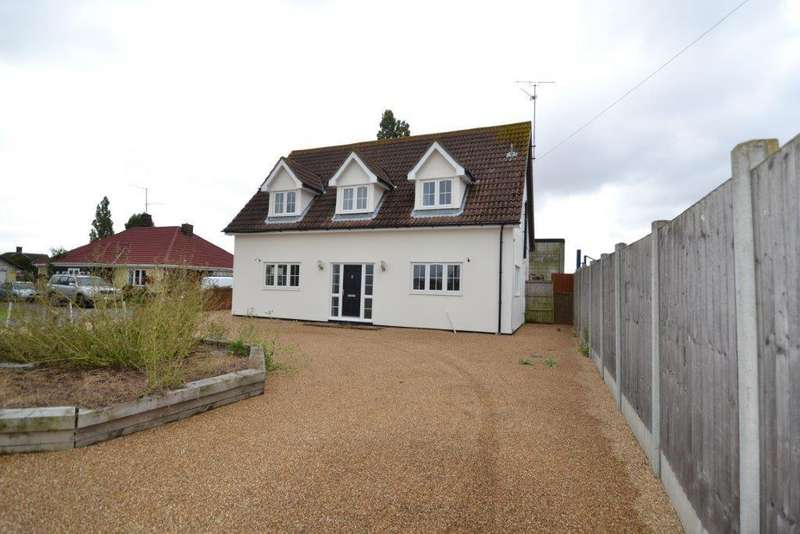 4 Bedrooms Detached House for sale in Foxhall Road, Steeple, Southminster, CM0