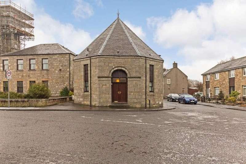 2 Bedrooms End Of Terrace House for sale in 22 Chapel Street, Kincardine, FK10 4NF