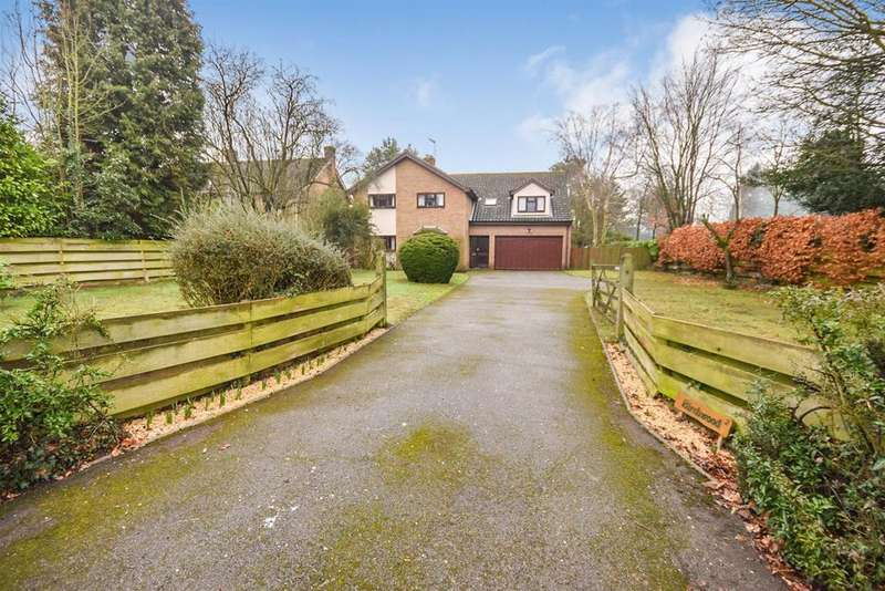 5 Bedrooms Detached House for sale in Blacksmiths Lane, Wickham Bishops