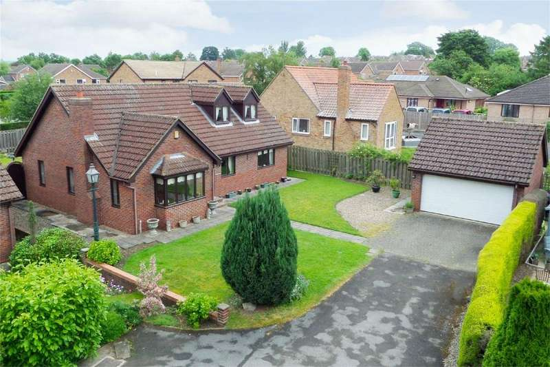 4 Bedrooms Detached House for sale in The Orchards, Beverley Road, Market Weighton