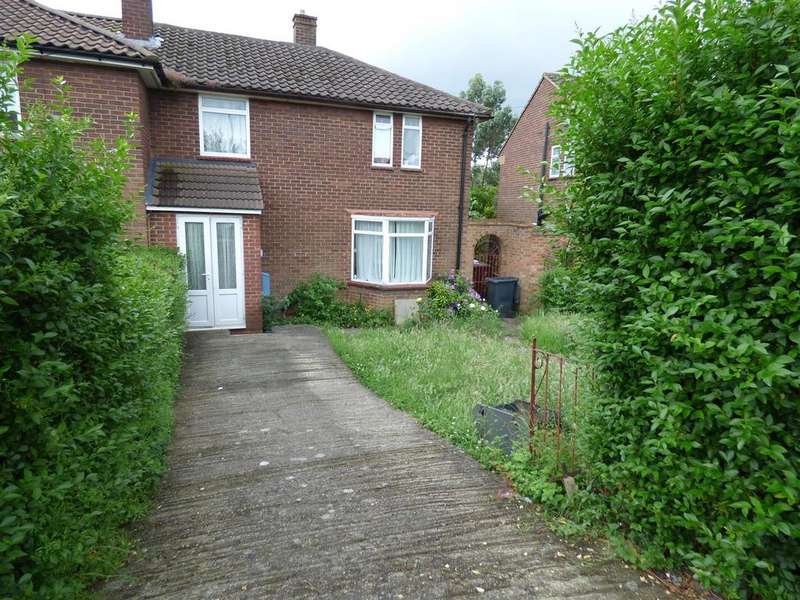 3 Bedrooms Semi Detached House for sale in Gateshead Road, Borehamwood