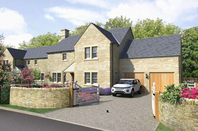 5 Bedrooms Detached House for sale in Plot 7 Highford Grove, Mitford, Morpeth, Northumberland, NE61