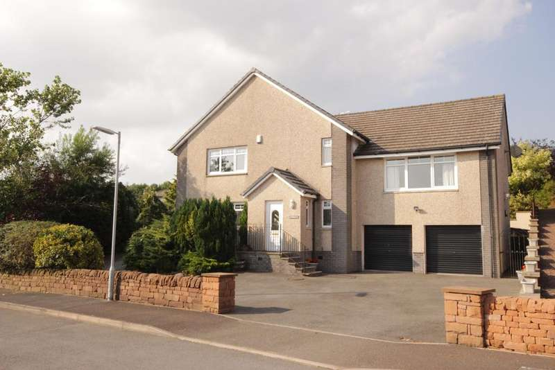 4 Bedrooms Detached House for sale in 8 Garden Hill Drive, Castle Douglas DG7