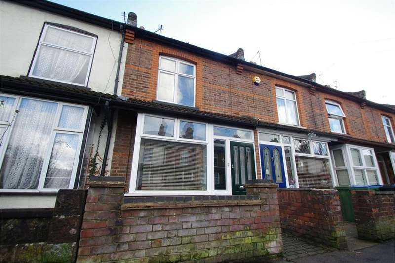 2 Bedrooms Terraced House for sale in Shakespeare Street, WATFORD, Hertfordshire