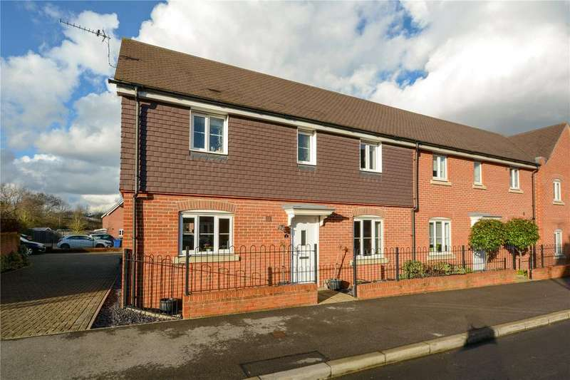 3 Bedrooms End Of Terrace House for sale in Butler Drive, Wykery Copse, Bracknell, Berkshire, RG12