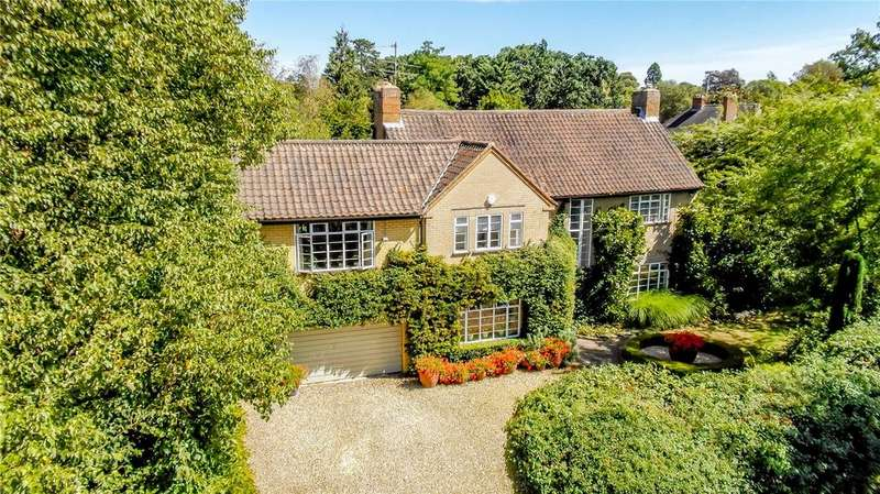 5 Bedrooms Detached House for sale in Latham Road, Cambridge