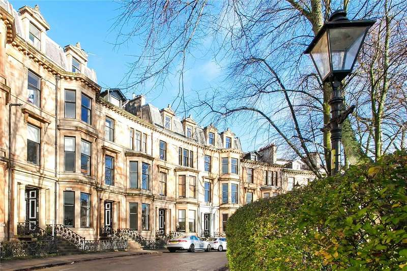 3 Bedrooms Apartment Flat for sale in Flat 1, Athole Gardens, Dowanhill, Glasgow