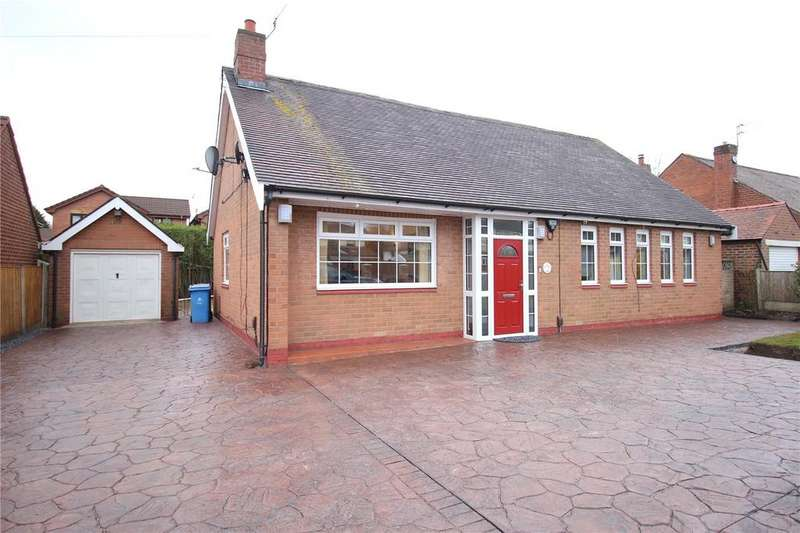 4 Bedrooms Bungalow for sale in Tarbock Road, Huyton, Liverpool, Merseyside, L36