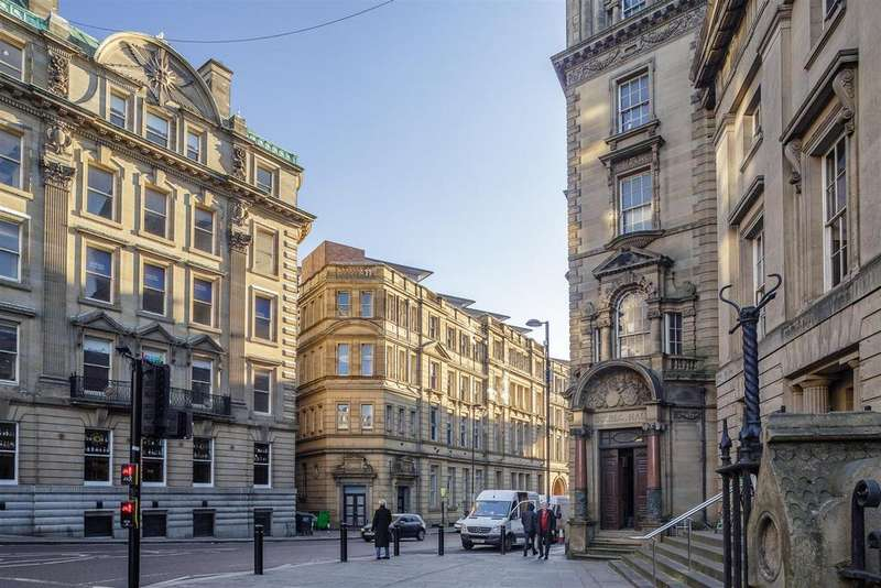 2 Bedrooms Apartment Flat for sale in The Stamp Exchange, Newcastle City Centre